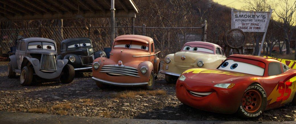 Рецензия на «Тачки 3» Pixar | Канобу - Изображение 7177