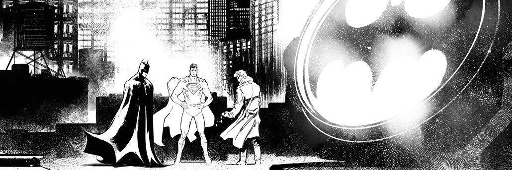 Вновой серии комиксов Бэтмен иСупермен устроят слежку засвоими коллегами | Канобу - Изображение 11429