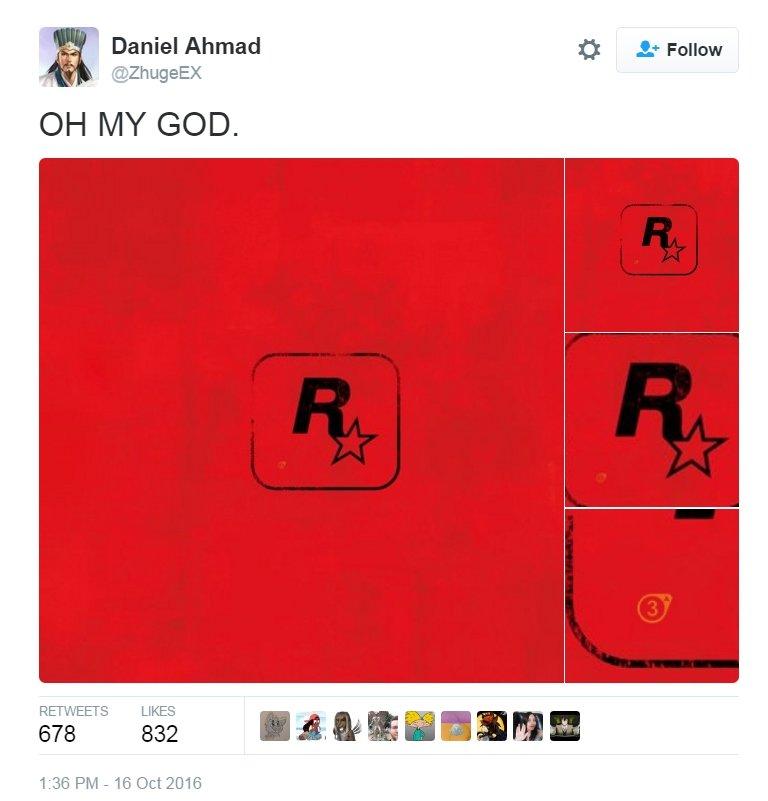 Как интернет высмеял тизер Rockstar | Канобу - Изображение 6628