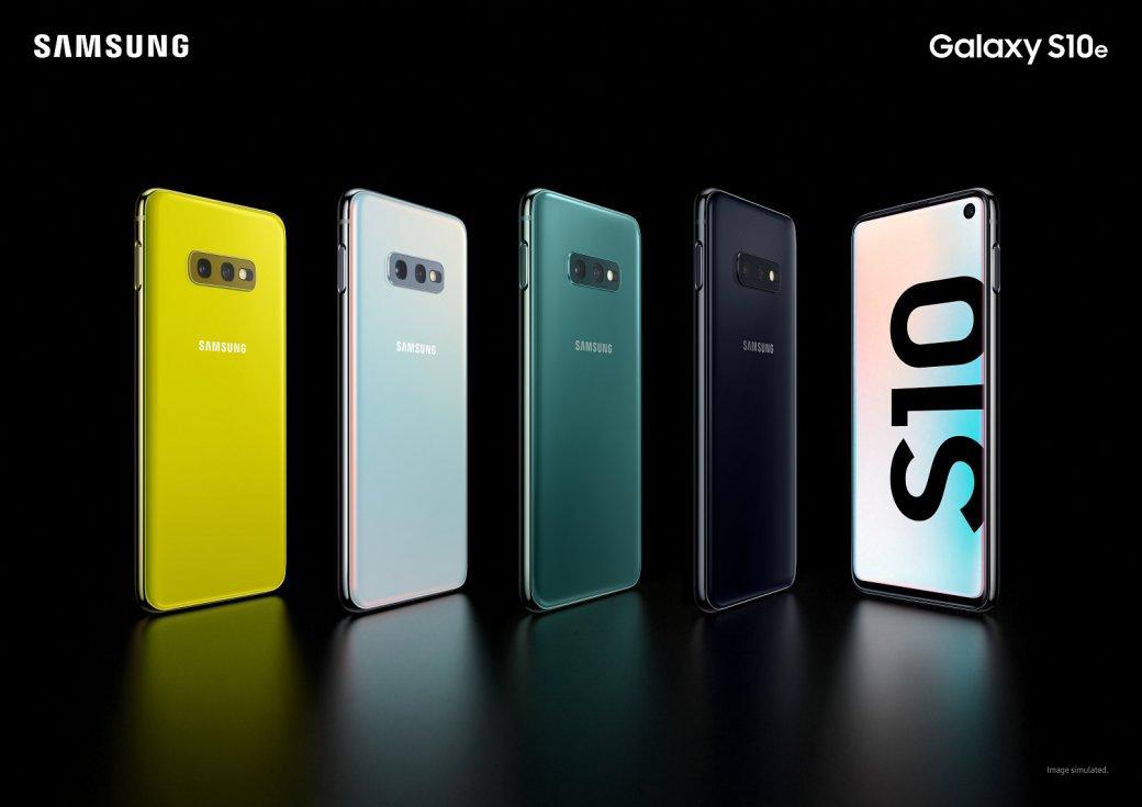Анонс флагманской линейки Samsung Galaxy S10: пять камер, дыры в экране, до 12 ГБ ОЗУ и до 1 ТБ ПЗУ | Канобу - Изображение 8192