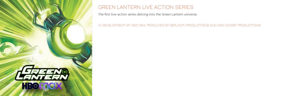 Джефф Джонс снова займется «Зеленым фонарем»— онстал продюсером сериала наHBO Max