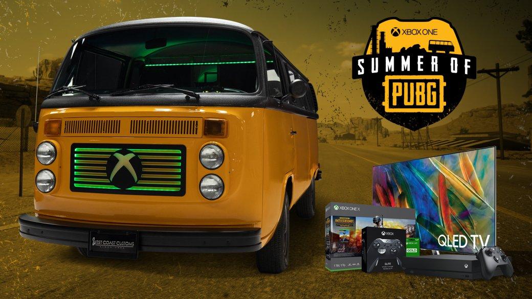 Разработчики PUBG разыграют прокачанный фургон. Его сделала West Coast Customs   Канобу - Изображение 7550