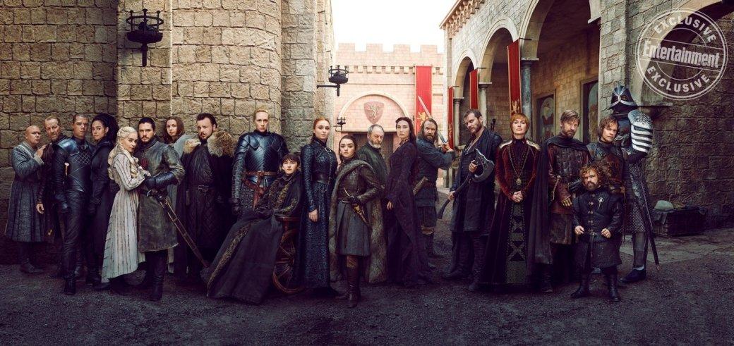 Все о8 сезоне «Игры престолов» | Канобу - Изображение 939