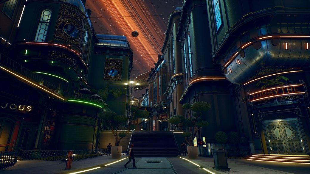 Подробности The Outer Worlds измартовского номера Game Informer | Канобу - Изображение 2336