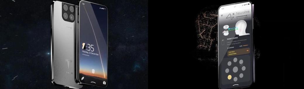 Опубликованы рендеры возможного смартфона Tesla   Канобу - Изображение 3