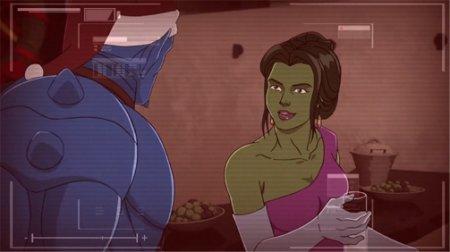 Чем Женщина-Халк отличается отХалка? Супергерой, адвокат, Мститель | Канобу - Изображение 18