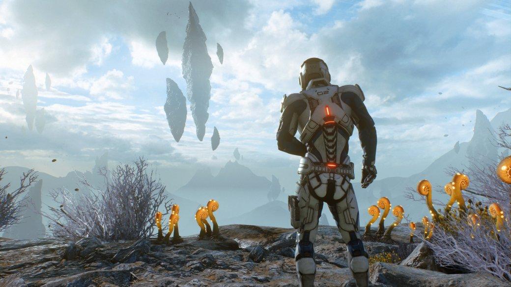 30 главных игр года. Mass Effect: Andromeda— галактическое разочарование. - Изображение 2