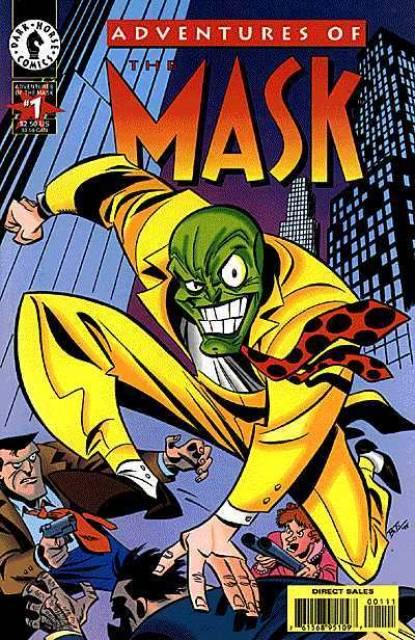 Почему вам стоит прочитать комикс «Маска»: от маньяка к Джиму Керри | Канобу - Изображение 8035