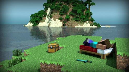 Продюсер «Лего. Фильма» перенесет на большой экран Minecraft
