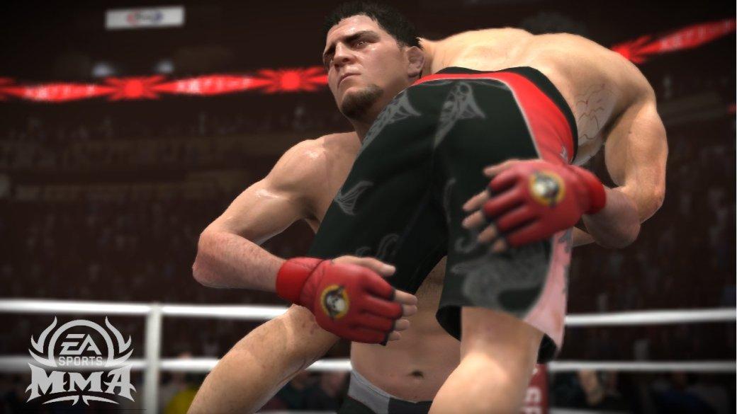 EA + UFC. О конкуренции, вселенской несправедливости и крепких мужских объятиях. | Канобу - Изображение 2