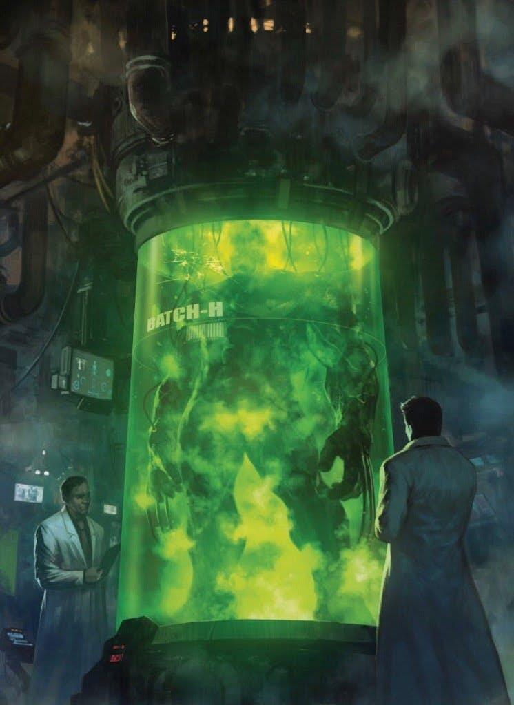 Во вселенной Marvel появится гибрид Халка и Росомахи?   Канобу - Изображение 1855