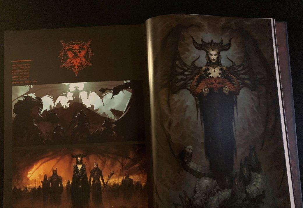 В сети появились арты по Diablo 4, которые подтверждают прошлые утечки