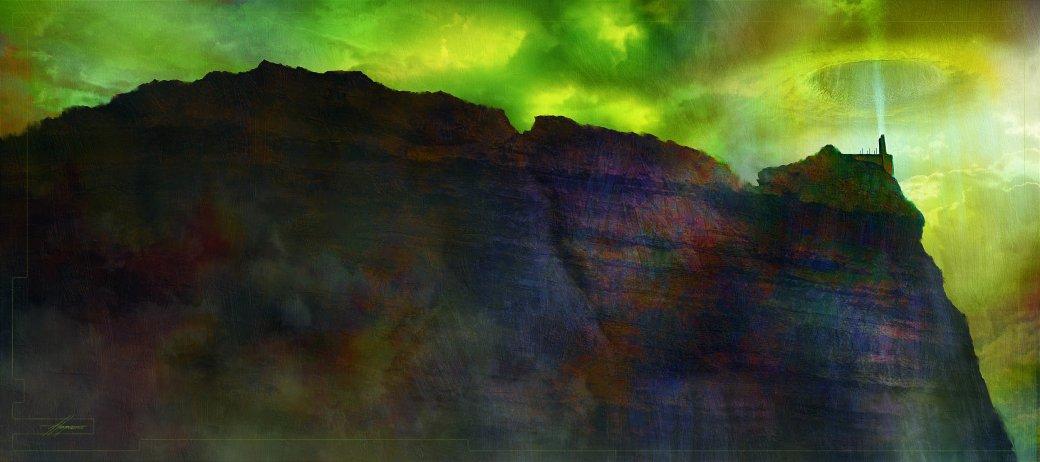 Безграничная красота! Полюбуйтесь напрекрасные концепт-арты «Войны Бесконечности». - Изображение 12