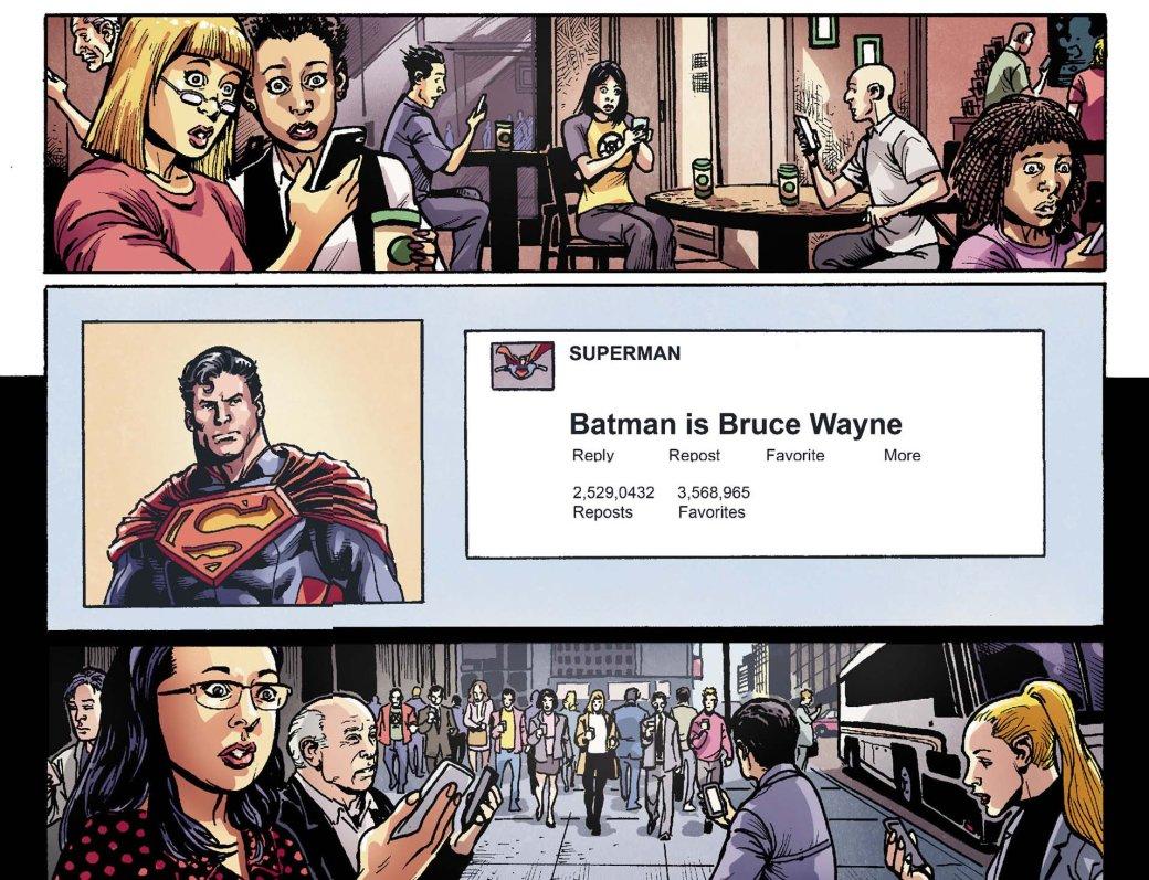 Что  если бы Гражданская война произошла в комиксах DC? | Канобу - Изображение 4741