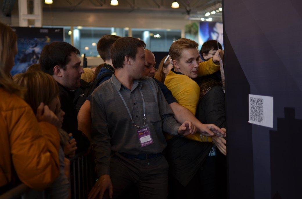Фотоотчет с «Игромира» и Comic Con Russia, день 3 – Миша Коллинз | Канобу - Изображение 814