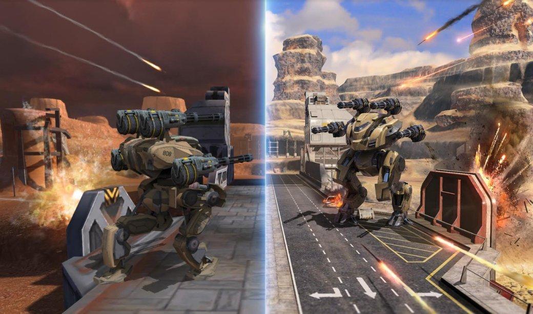 Шутер War Robots получил масштабное обновление графики | Канобу - Изображение 6814
