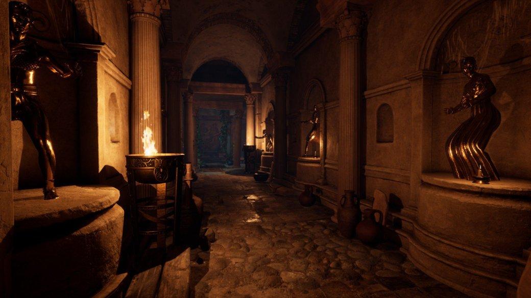Автор The Forgotten City рассказал, как онпревратил популярный мод для Skyrim вотдельную игру. - Изображение 3