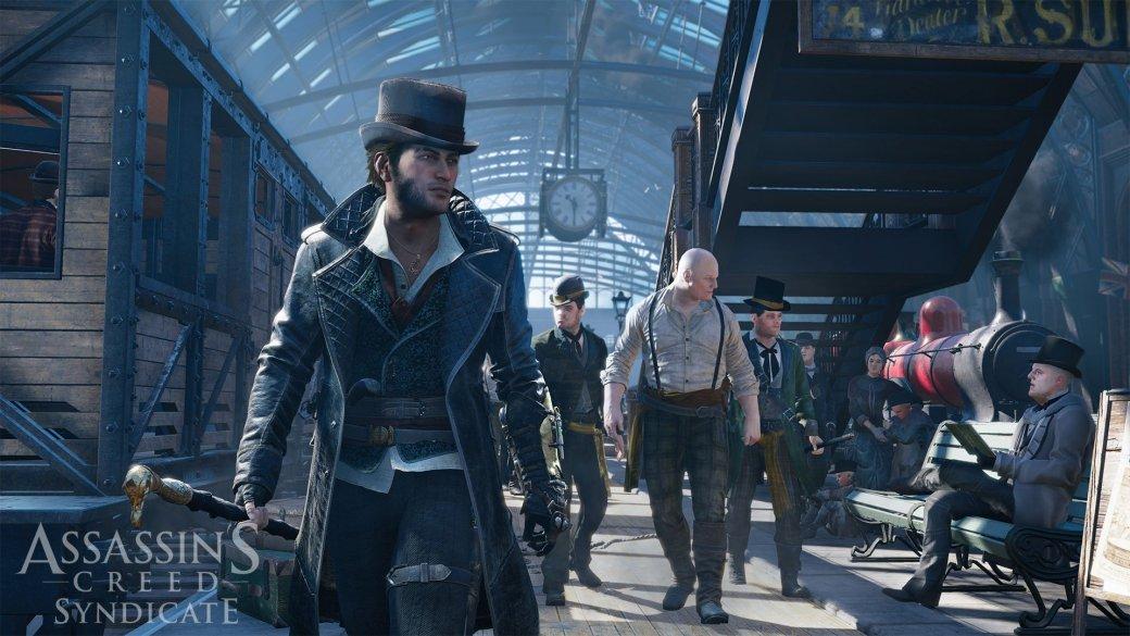 Обзор Assassin's Creed: Syndicate - рецензия на игру Assassin's Creed: Syndicate   Рецензии   Канобу