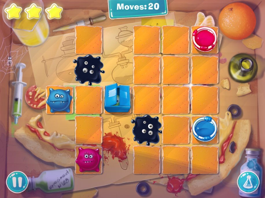 Этап «рабочая версия» на #GamesJamKanobu: выбор редакции | Канобу - Изображение 2