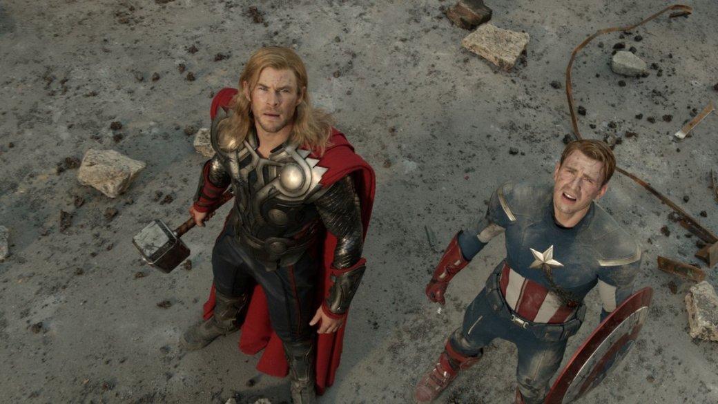 Киномарафон: кинематографическая вселенная Marvel, первая фаза | Канобу