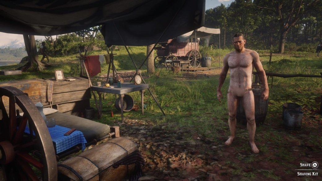Игрок смог раздеть Артура Моргана из Red Dead Redemption 2 с помощью редактора сохранений   Канобу - Изображение 6878