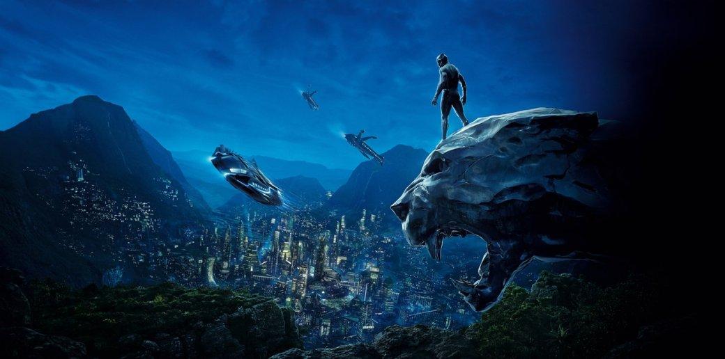 Мнение: почему «Черная пантера»— плохой фильм, который нужно смотреть | Канобу