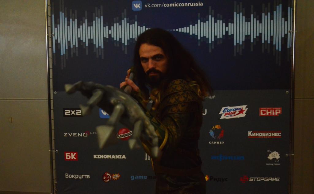 ФОТО. Косплей на«ИгроМире 2018» иComic Con Russia 2018 | Канобу - Изображение 3182