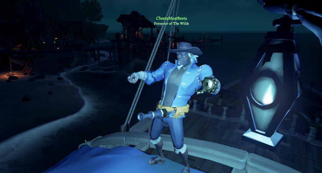 «Не тыкайте в меня своей подзорной трубой!» — из Sea of Thieves удалили забавный баг | Канобу - Изображение 4376