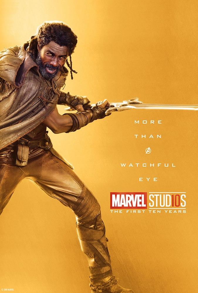«Больше, чем легендарный преступник». ВСети появились новые юбилейные постеры Marvel Studios | Канобу - Изображение 11