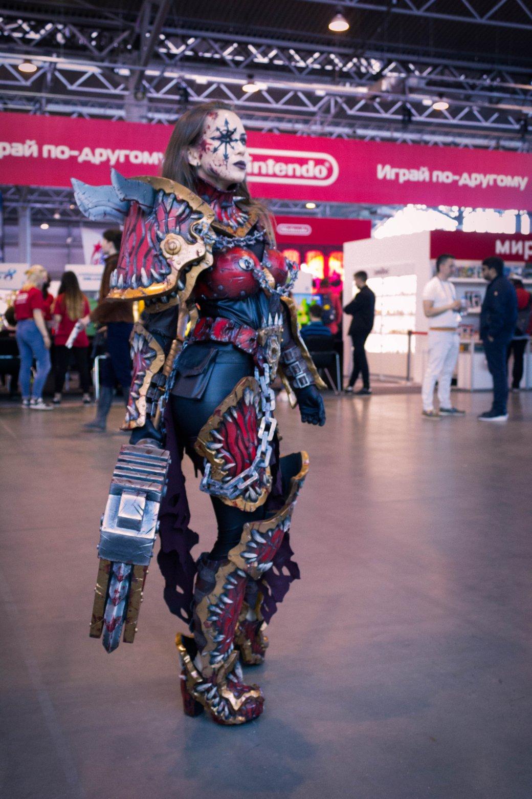 Галерея. Косплей наComic Con Saint Petersburg | Канобу - Изображение 75