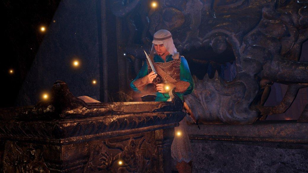 Уровни сложности иплавный геймплей: раскрыты детали ремейка Prince ofPersia | Канобу - Изображение 2213