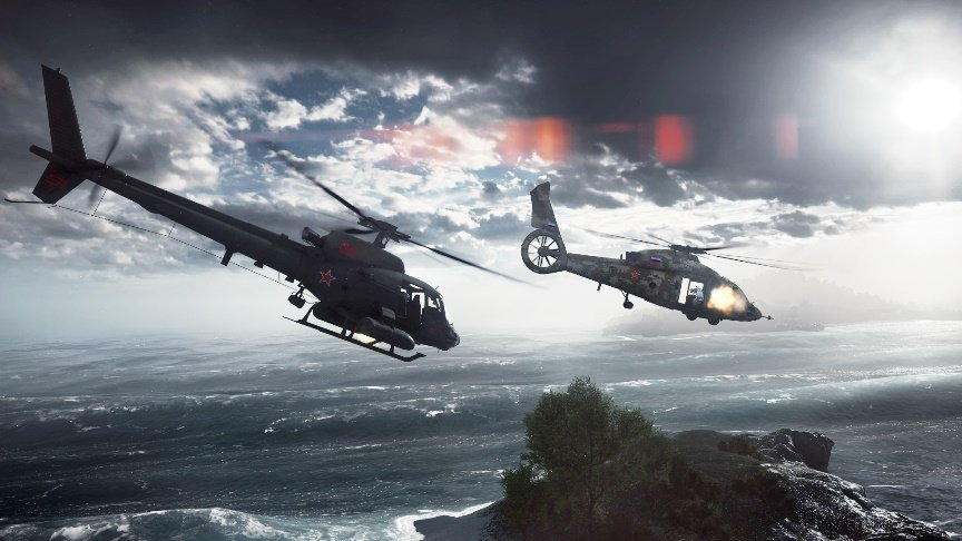 Рецензия на Battlefield 4