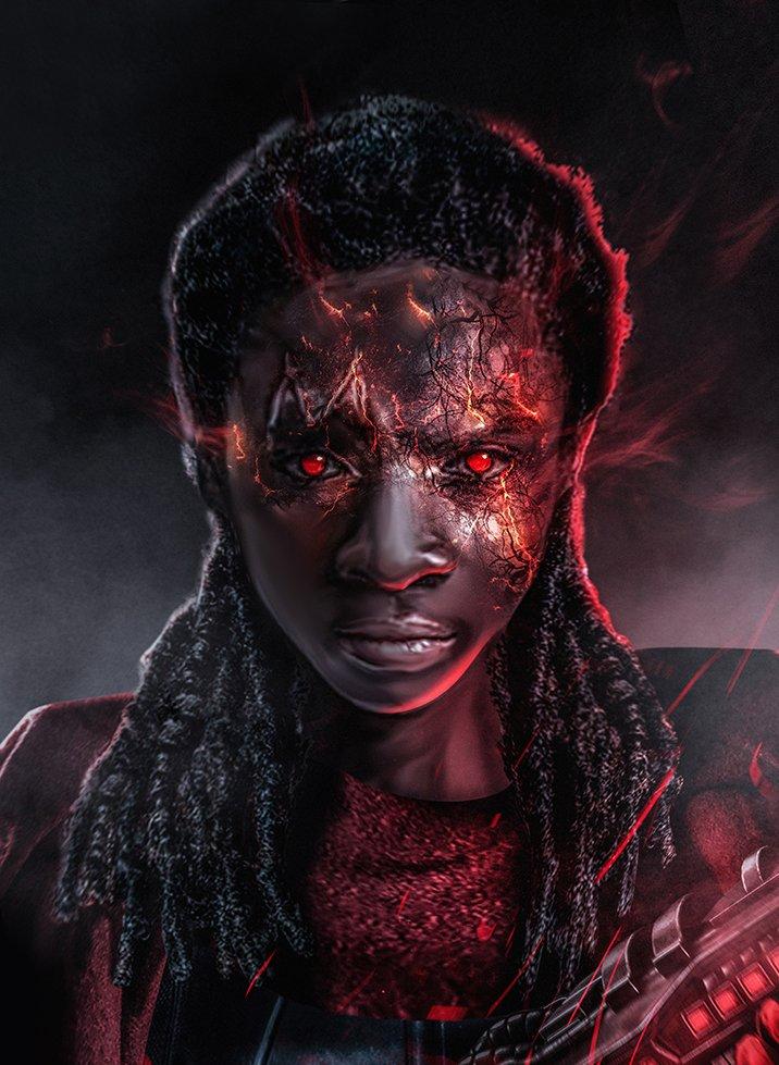 Bosslogic продолжает превращать героев «Очень странных дел» вмутантов из«Людей Икс»!. - Изображение 2