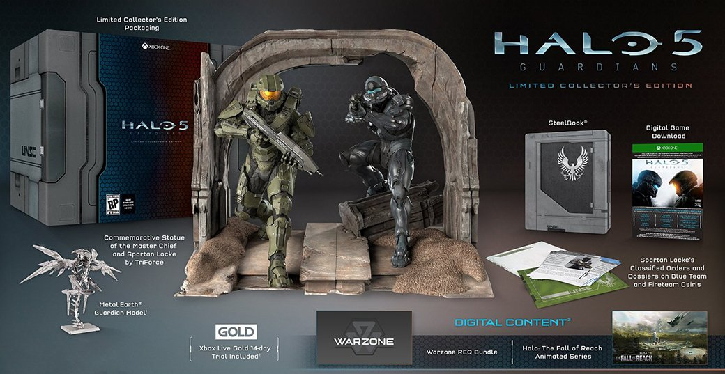 Узнай, насколько ты хорош в Halo Wars 2 и выиграй коллекционку Halo 5 | Канобу - Изображение 10817