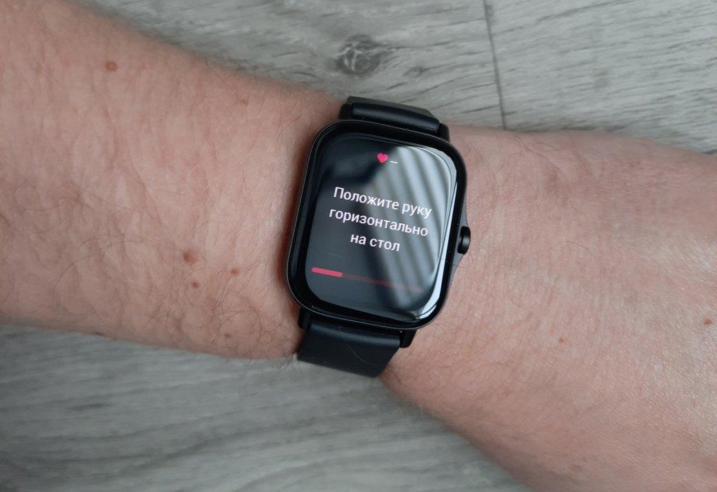 Обзор Amazfit GTS 2— «умных» часов смузыкальным плеером извонками   Канобу - Изображение 12506