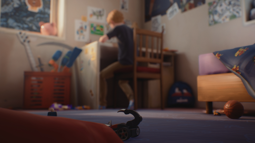 Рецензия на The Awesome Adventures of Captain Spirit, приквел Life is Strange 2, игры студии Dontnod | Канобу - Изображение 2
