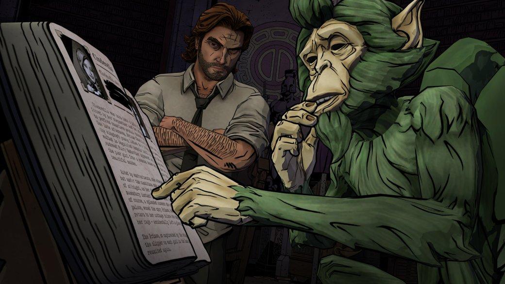 В Сети появились скриншоты The Wolf Among Us 2, но это не точно. Бигби сильно изменился! (Обновлено)   Канобу - Изображение 9577