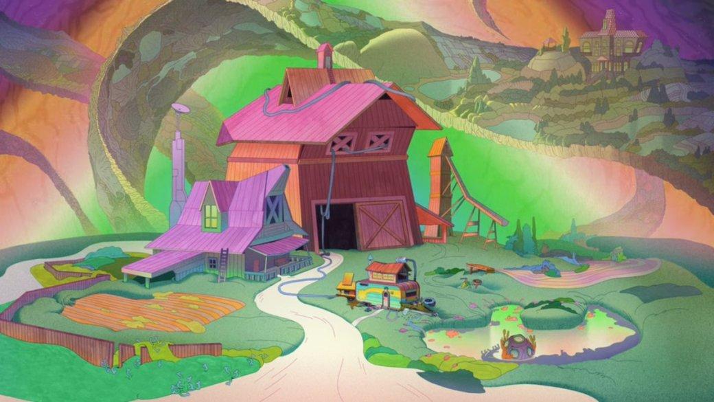 Рецензия на«Полночные откровения» — безумный ибесконечно личный сериал отсоздателя Adventure Time | Канобу - Изображение 7