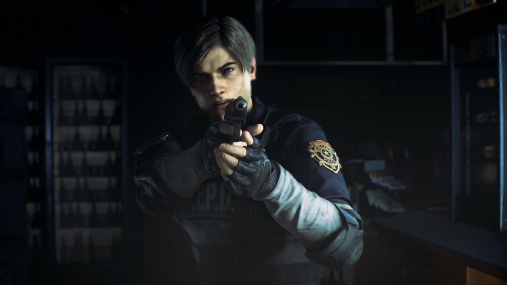 Главных героев ремейка Resident Evil 2 сыграли настоящие люди. Кто они?  | Канобу - Изображение 256