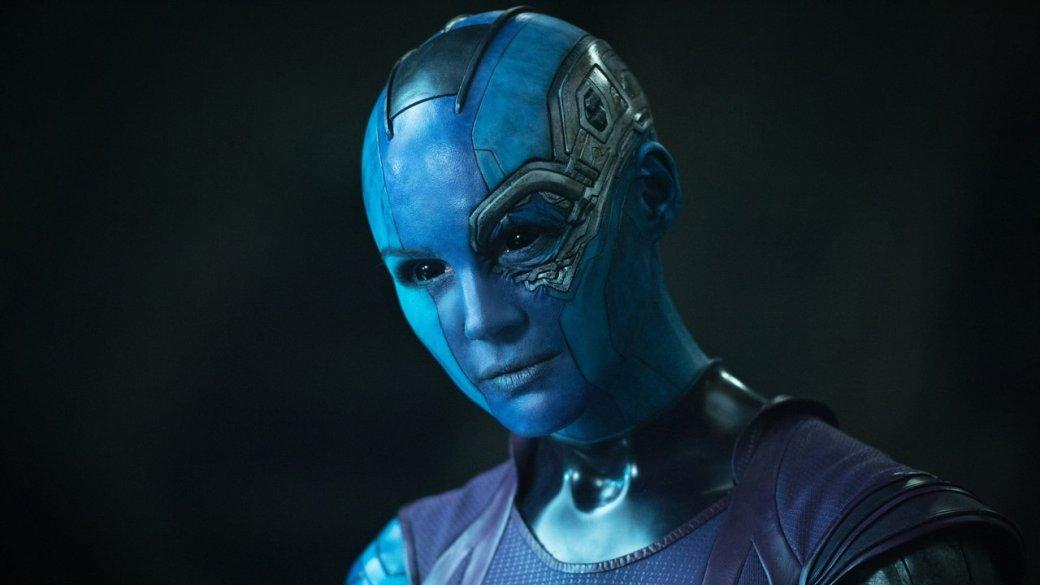 Актриса, играющая Небулу, намекнула нанеобычного партнера своего персонажа в«Мстителях4» | Канобу - Изображение 1