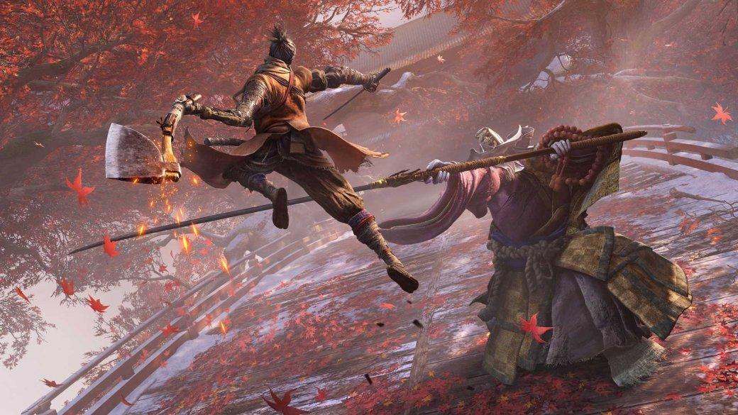 «Самая дружелюбная игра From Software»: что мыузнали оSekiro: Shadows Die Twice изновых превью? | Канобу - Изображение 2358