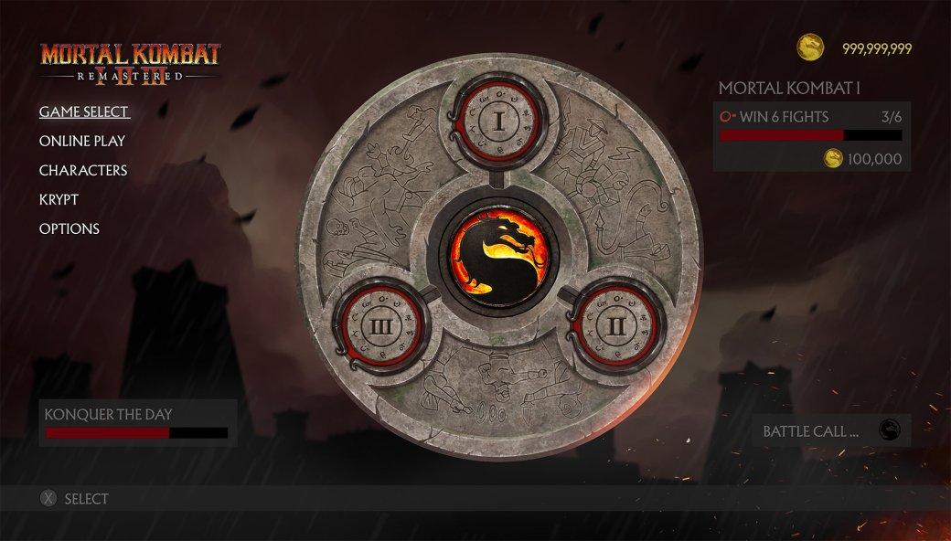 В интернете появились скриншоты отмененного ремастера оригинальной трилогии Mortal Kombat | Канобу - Изображение 3