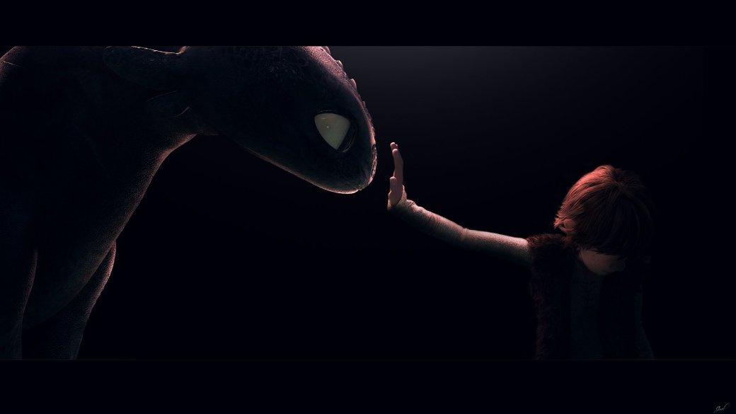 Как приручить дракона 2: лучше, чем Pixar | Канобу - Изображение 8