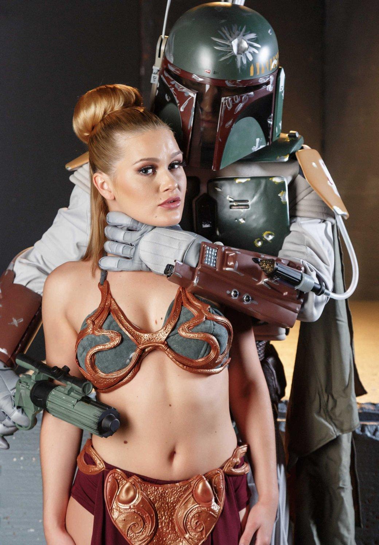 Порнопародии по«Звездным войнам»: кто вэтой вселенной стреляет первым?. - Изображение 22