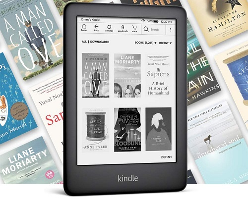 Читаем даже ночью: обновленный ридер Amazon Kindle получил подсветку экрана | Канобу - Изображение 2