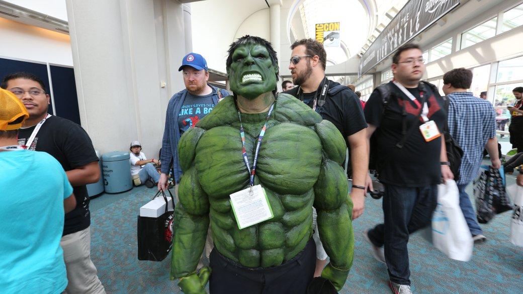 Лучший косплей Comic-Con 2015 | Канобу - Изображение 46