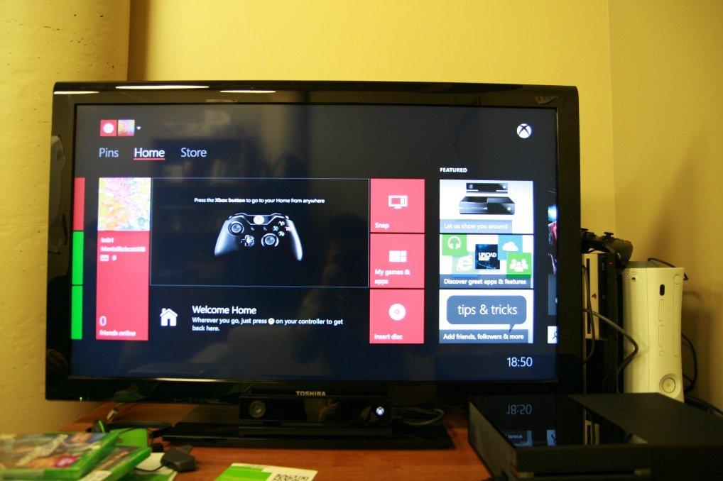 Xbox One: распаковка и первый запуск | Канобу - Изображение 5