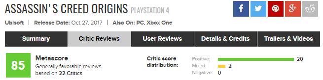Вработе. Живые впечатления отAssassin's Creed: Origins | Канобу - Изображение 4804