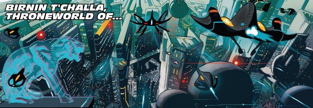 Что показали вкомиксе Marvel Legacy ичто это значит для будущего издательства? | Канобу - Изображение 5