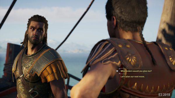 Утечки неостановить! ВСети появились первые скриншоты Assassin's Creed Odyssey | Канобу - Изображение 10681